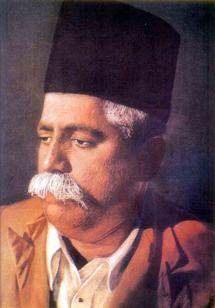 K.B. Hedgewar, the founder of the RSS. Credit: Wikimedia Commons