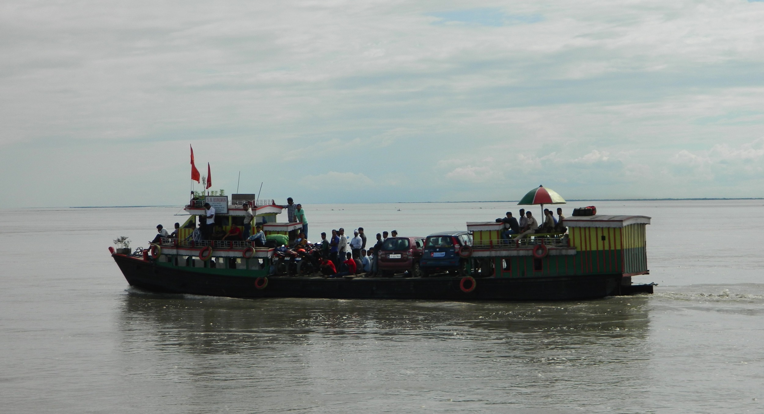 Reviving the Brahmaputra as the Lifeline of Travel and Trade