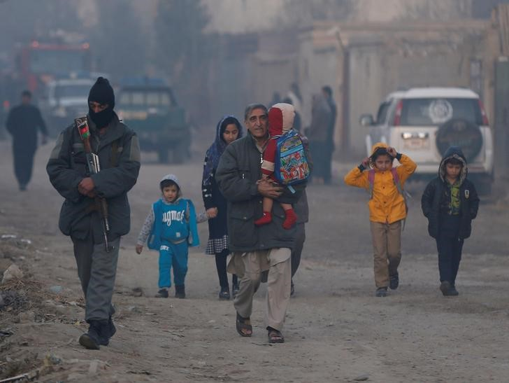 UN Report: Civilian Casualties in Afghanistan Show Slight Decline