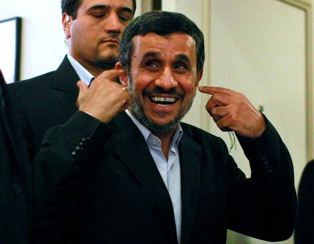 Former President Ahmadinejad Submits Name for Iran's Presidential Election