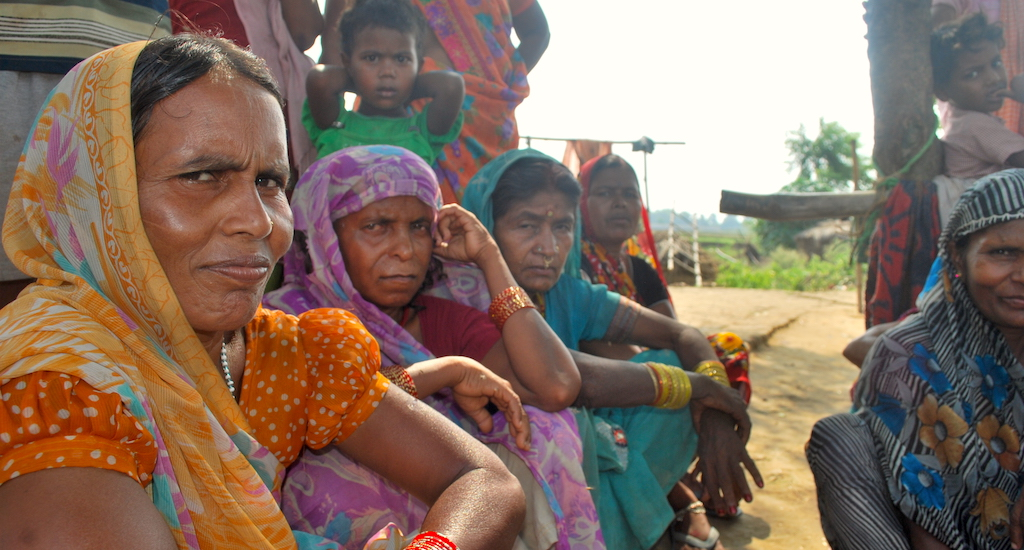 Anaj Bank Frees Dalits From Fear of Hunger in Bihar