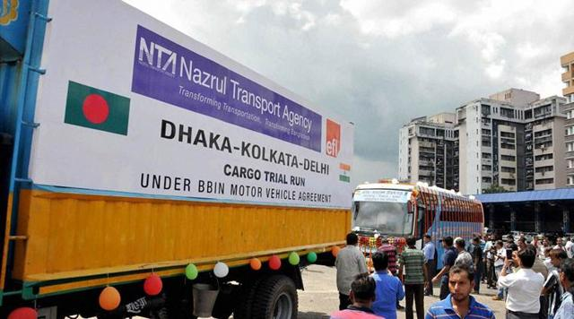 With Bhutan Out, Modi's Plan for South Asian Motor Vehicle Movement Is Down to Three Countries