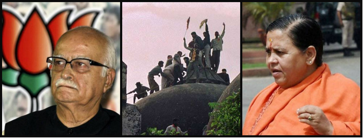 Babri Masjid Demolition A 'National Crime,' Said SC in Judgment Reviving Conspiracy Charges Against Advani