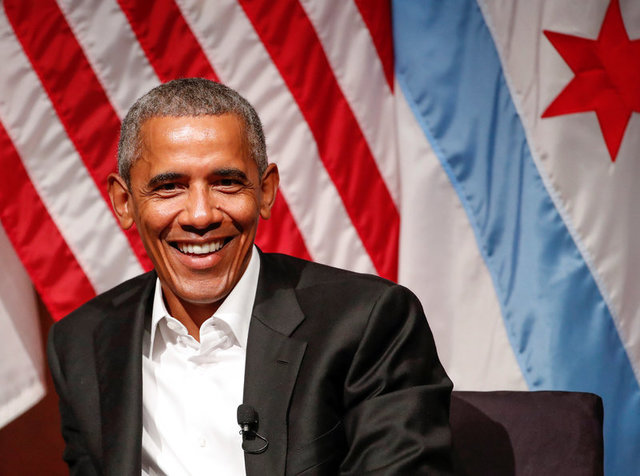 Obama Makes No Mention of Trump In First Post-Presidential Appearance in Chicago