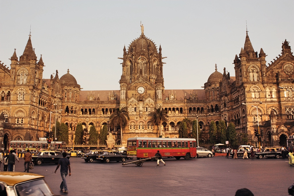 A Sentimental Visit to Mumbai to See Her Great Grandfather's Magnificent Buildings