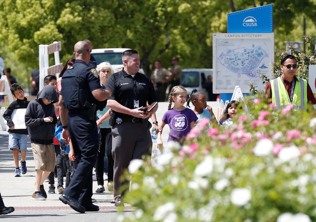California Gunman Kills Wife, Self as She Teaches Class