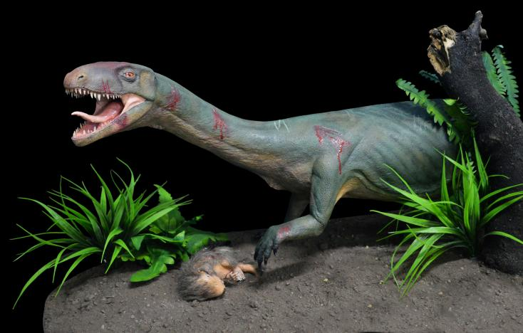 All in the Family: The Dinosaur Cousin's Look Is Quite a Surprise