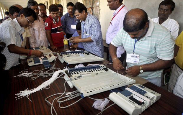 """""""EVMs Are Not Tamperable, Integrity of Electoral Process Fully Preserved,"""" Claims EC"""