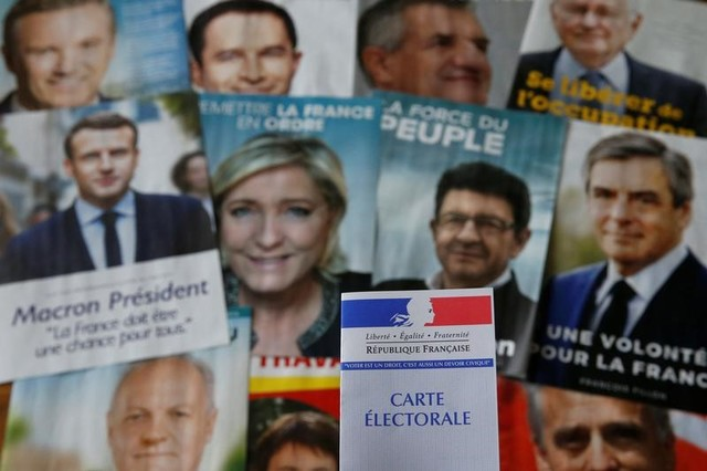 France Votes in Crucial Polls after Bitterly Fought Campaign