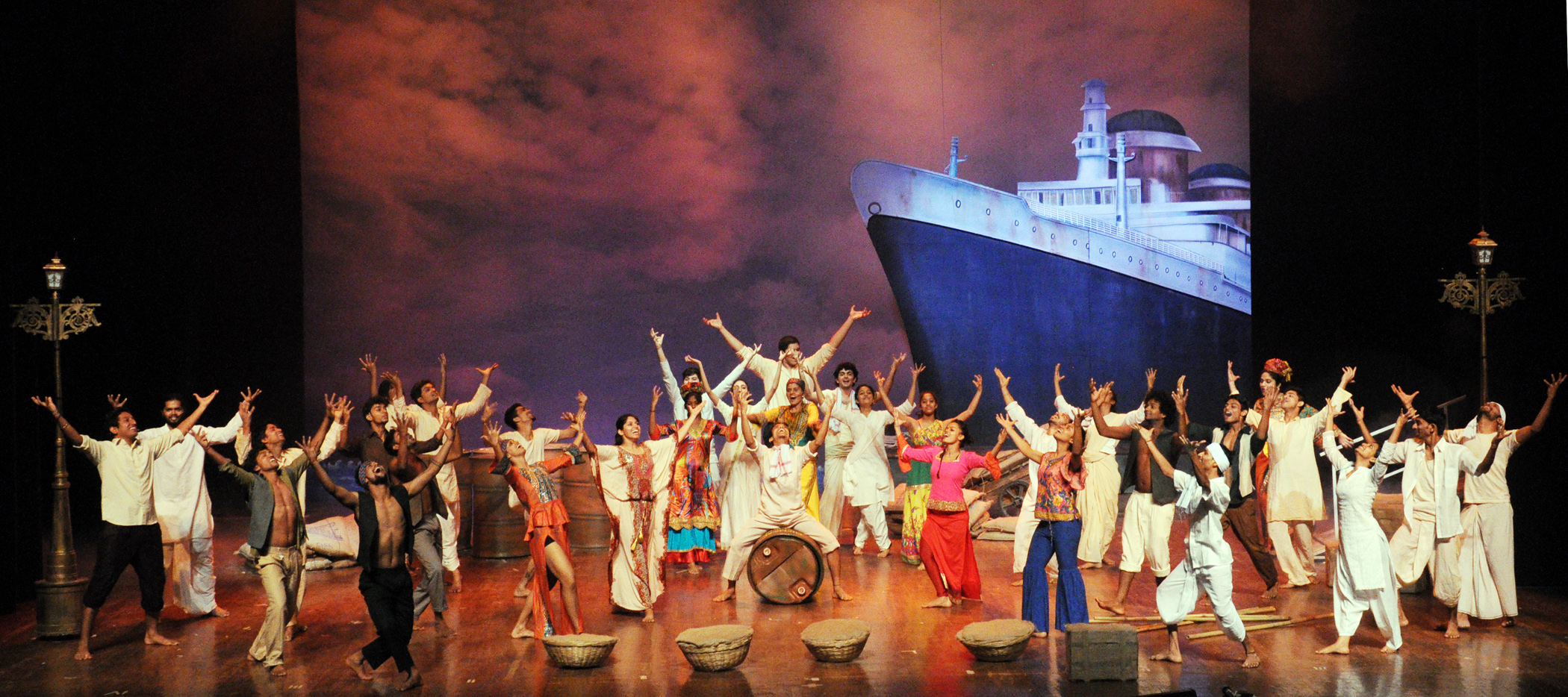 A Musical on Gandhi's Life, With Folk, Jazz and Dubstep