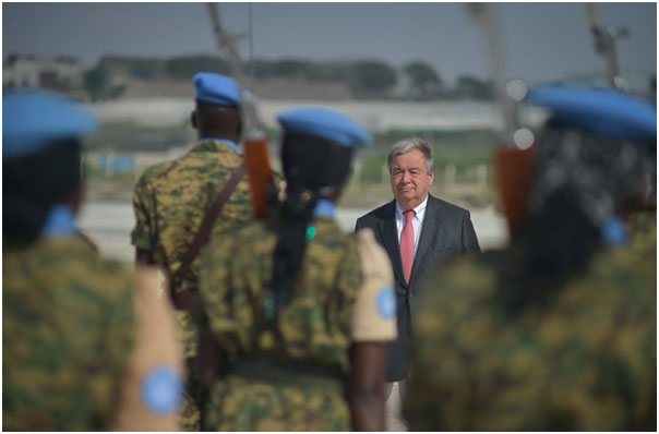 Can António Guterres Ward Off The US's War on the UN?