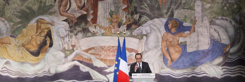 It's Time for France to Face Its Past and Debate Crimes Against Humanity