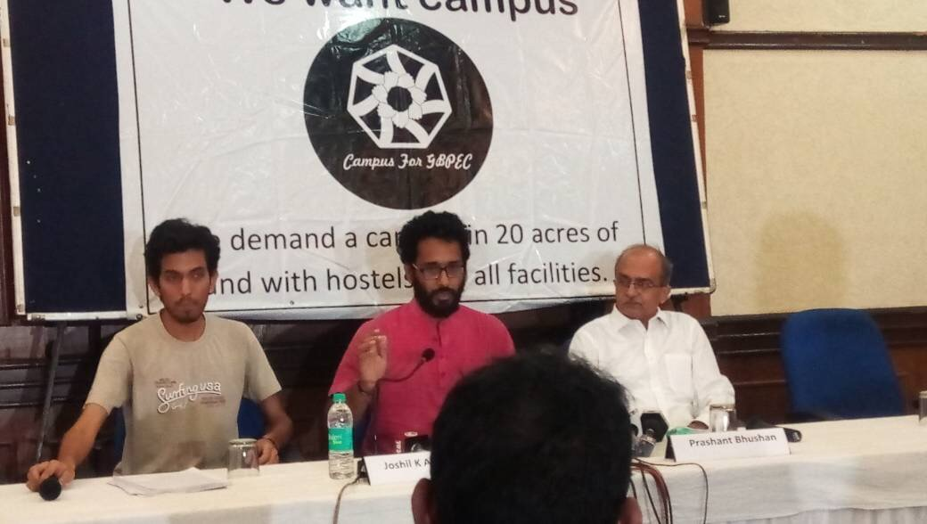 Kejriwal Government Covered up Major Land Scam, Alleges Prashant Bhushan