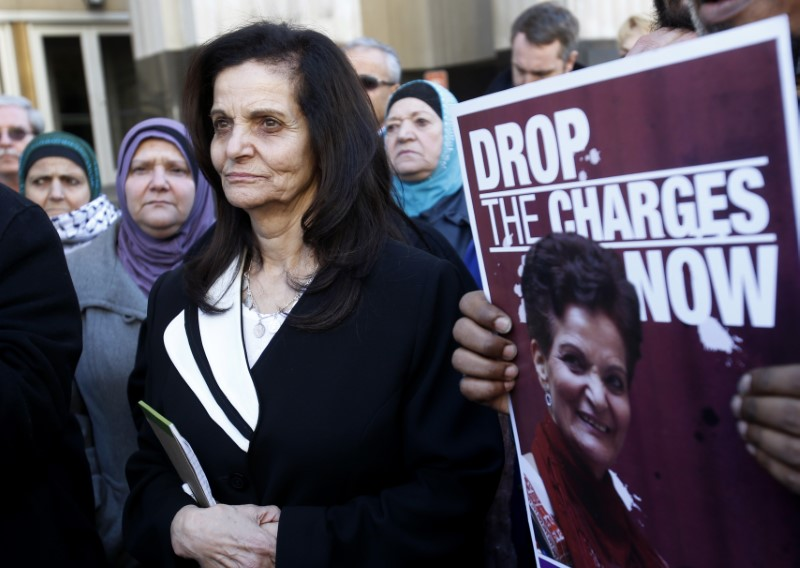 Palestinian-Born Activist Agrees to Expulsion From US