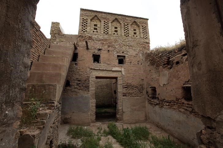 As War Destroys Ancient Iraq, Erbil Works to Rebuild Citadel