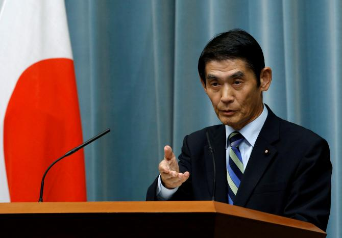 Japan Reconstruction Minister Quits After Inappropriate Remark on Disaster Zone