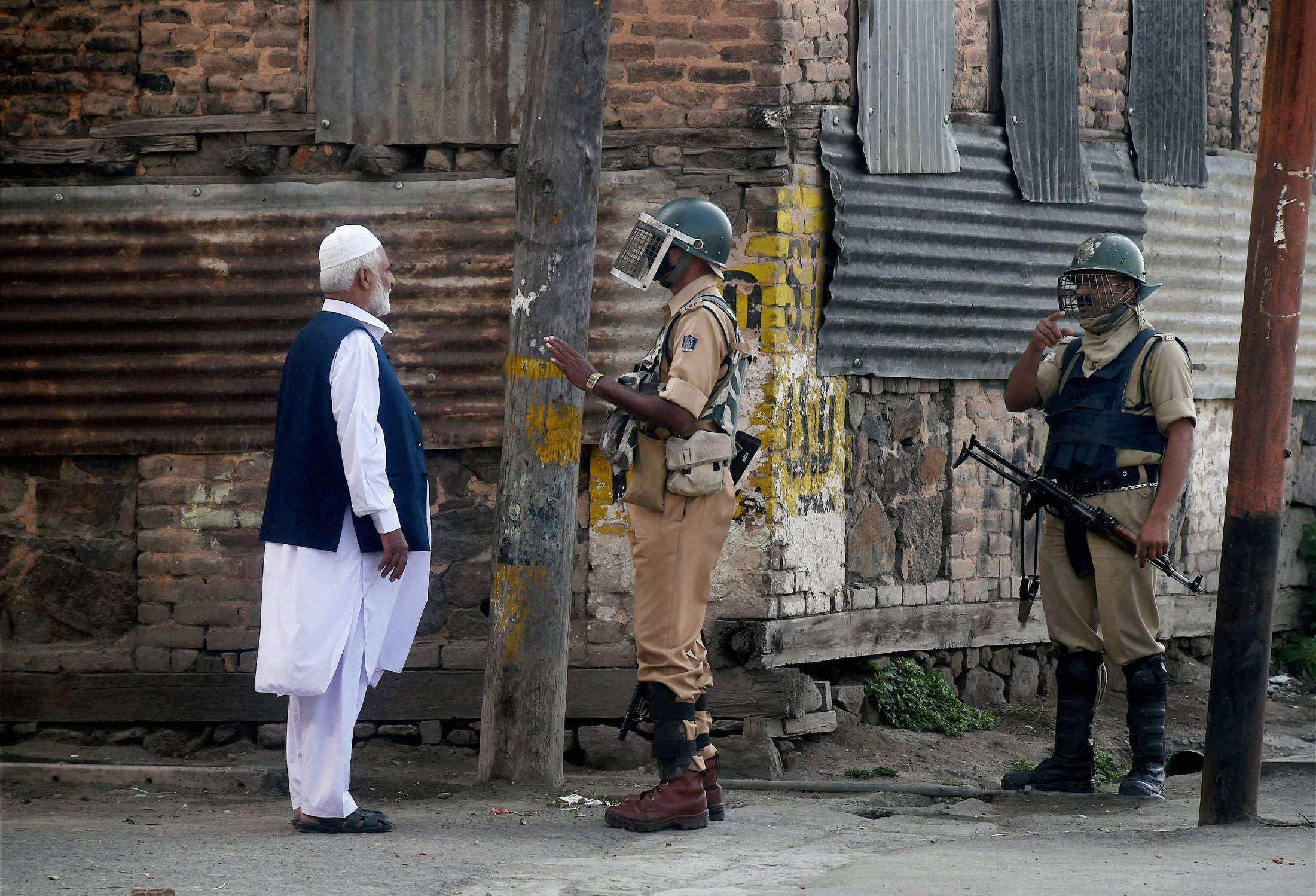 Even One Civilian Death in Kashmir is Too Many, Says Citizens' Group