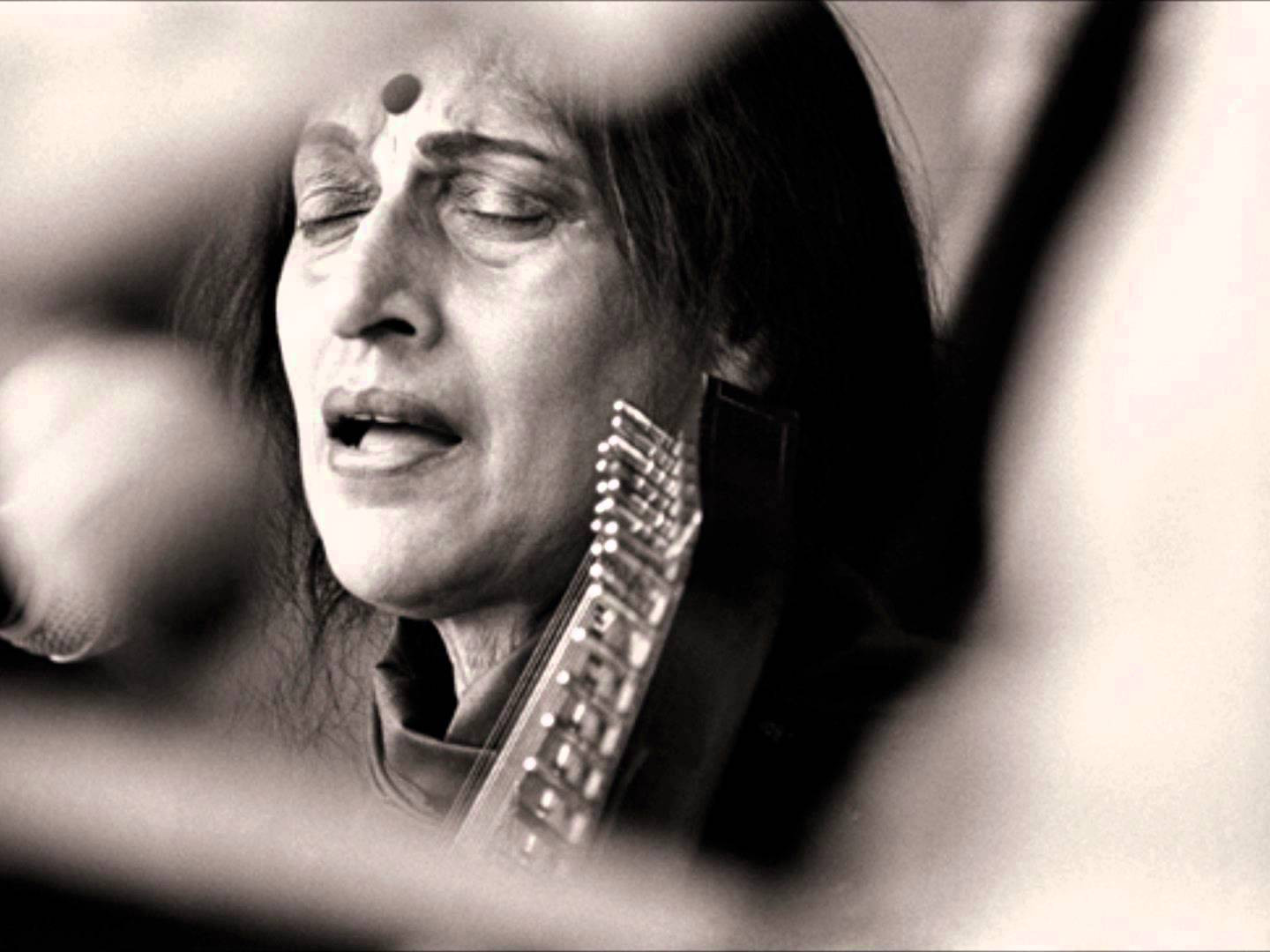 Legendary classical singer Kishori Amonkar dies at 84