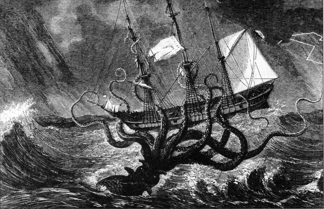Bigfoot, the Kraken and Night Parrots: Searching for the Mythical or Mysterious