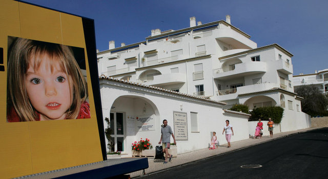 UK Police Say They May Never Solve the Disappearance of Madeleine McCann