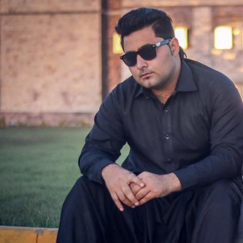 Mashal Khan, the Pakistani student who was brutally beaten to death on his university campus. Credit: Facebook/Mashal Khan