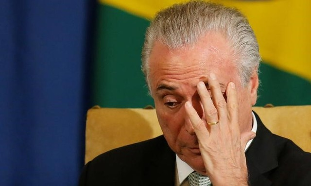 Brazil Court Delays Ruling in Case That Could Remove President Temer