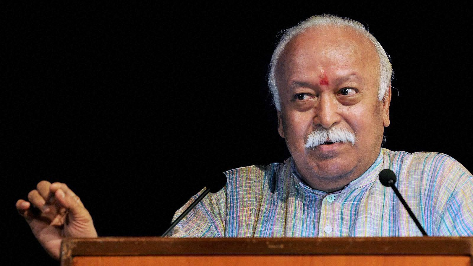 RSS Chief's Call for National Cow Protection Law Echoes a Familiar Pattern