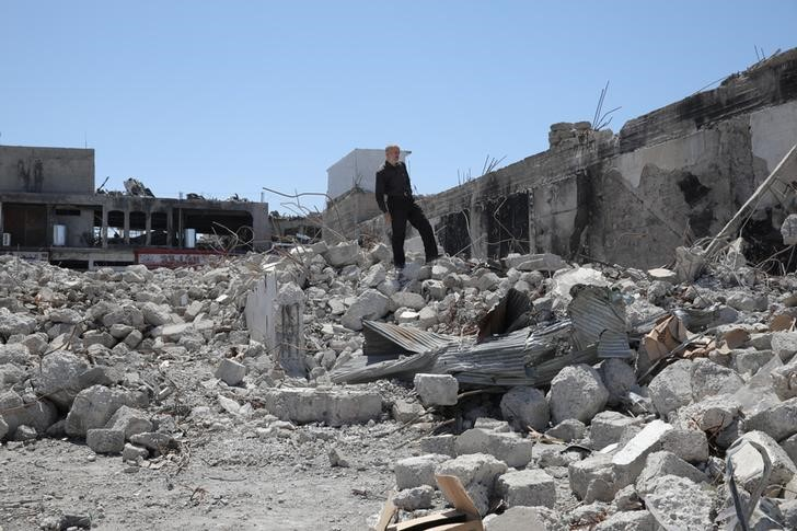 Mosul Businesses Start Rebuilding, Not Waiting for Final ISIS Defeat