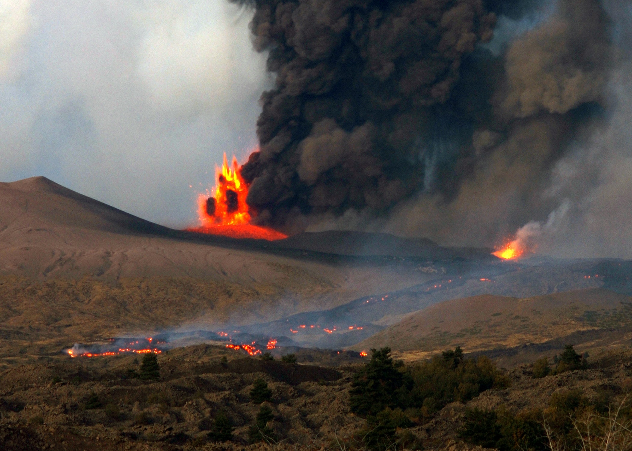 The World's Five Deadliest Volcanoes and Why They're So Dangerous