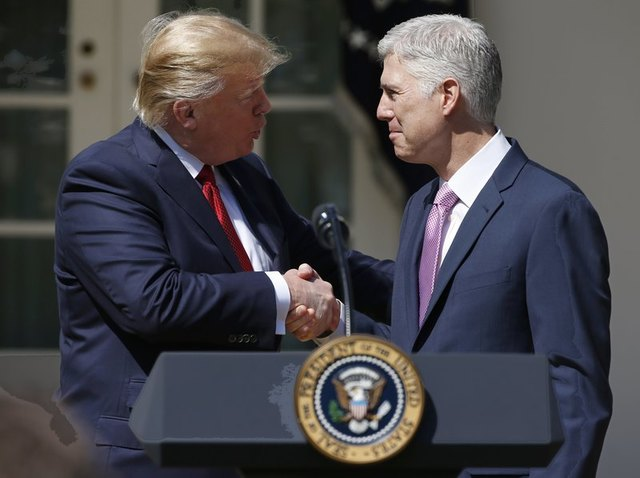 If Trump Gets Second US Top Court Pick, Democrats Face Uphill Fight