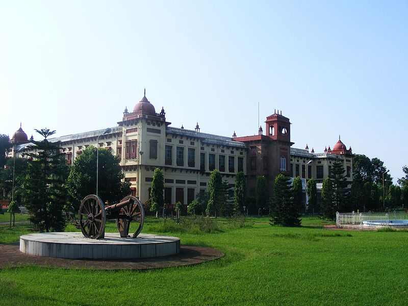 The Patna Museum. Credit: Wikimedia Commons