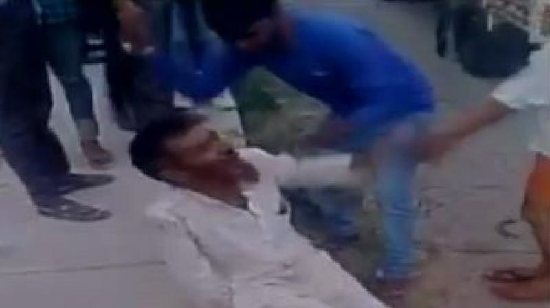 Alwar Mob Lynching Victim Pehlu Khan Chargesheeted by Congress Govt