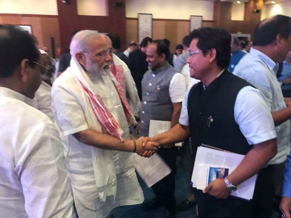 NPP President Conrad Sangma Urges Modi to Move Digital India Day From Good Friday