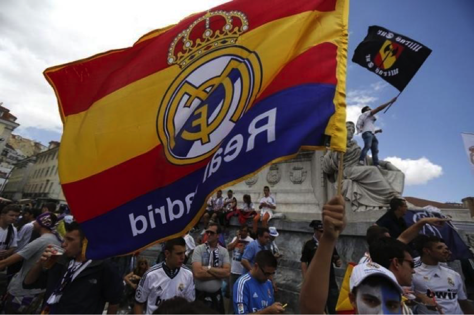 Real Madrid, used as a nation-building tool in General Franco's Spain. Credit: Reuters