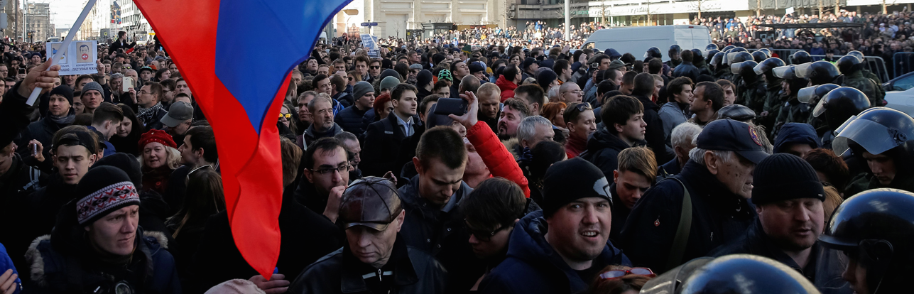 What Anti-Putin Protests Say About the Russian Opposition and its Electoral Chances