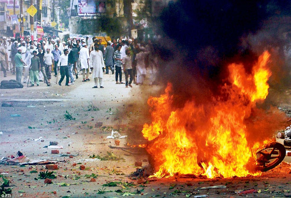 Only the BJP Stands to Gain from Inciting Communal Riots in Saharanpur