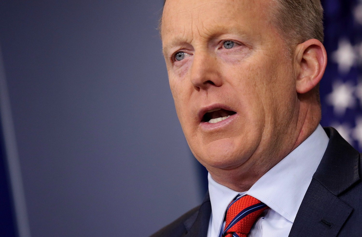 Trump Spokesman Sean Spicer's Comment Comparing Assad to Hitler Sparks Outrage