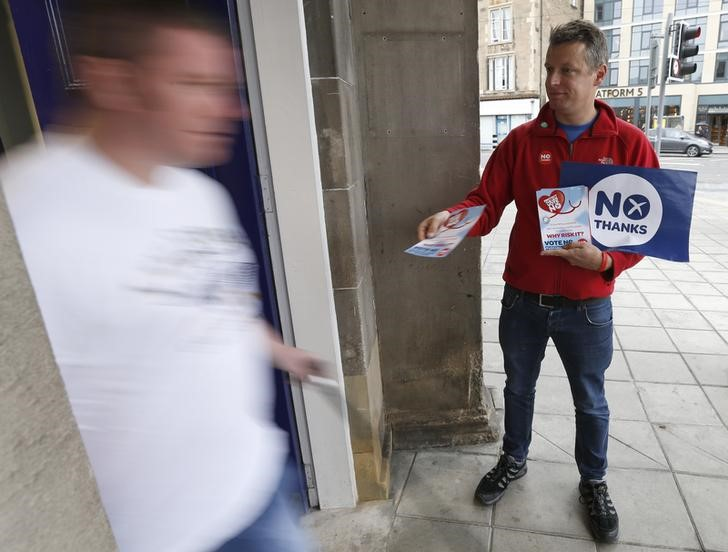 Scotland Doesn't Want Another Independence Vote, Shows Kantar Poll