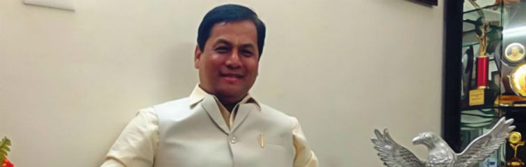 Interview: Sarbananda Sonowal on Citizenship, Corruption and Beef Politics in Assam
