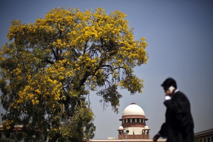 The Indian judiciary is entering a new realm of intruding in individual lives and reducing critical rights issues to a mere binary debate: national or anti-national. Credit: Reuters