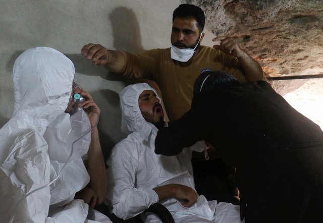 US Blacklists 271 Employees of Syrian Government Agency For Developing Chemical Weapons