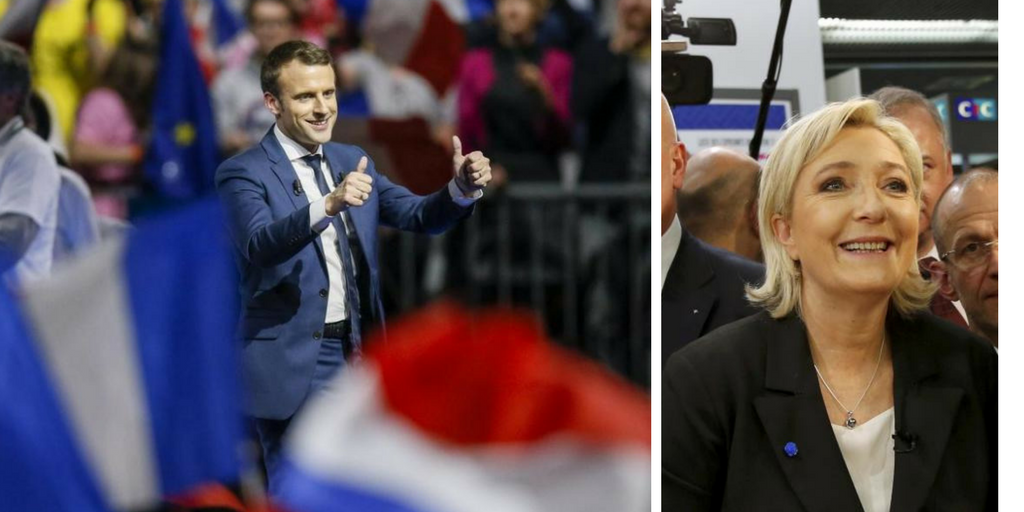 French Presidential Elections: Hitting Below the Belt