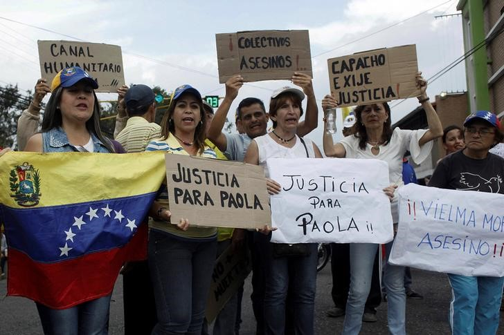 Death Toll in Venezuala Protests Rises to Nine