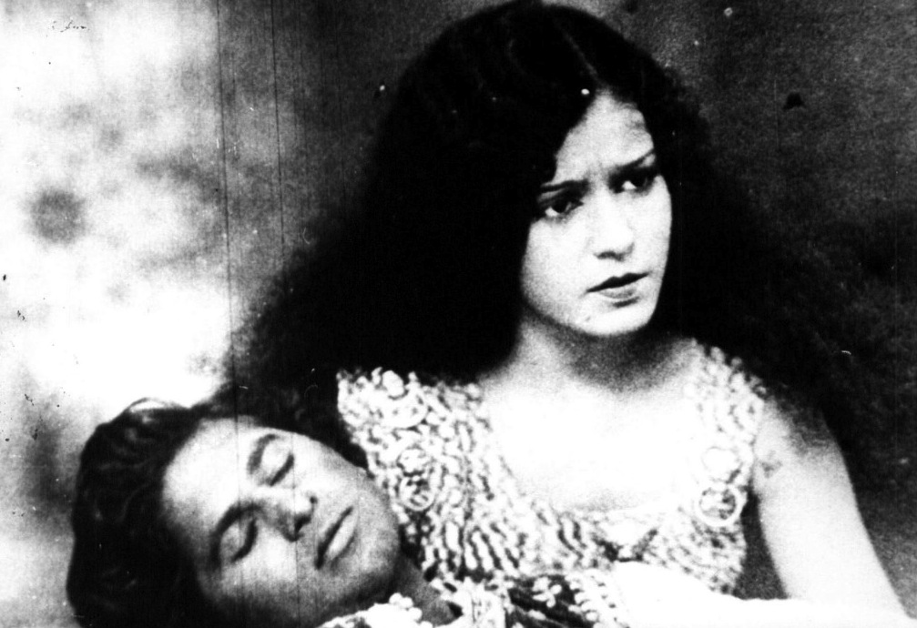 A still from the movie Alam Ara.