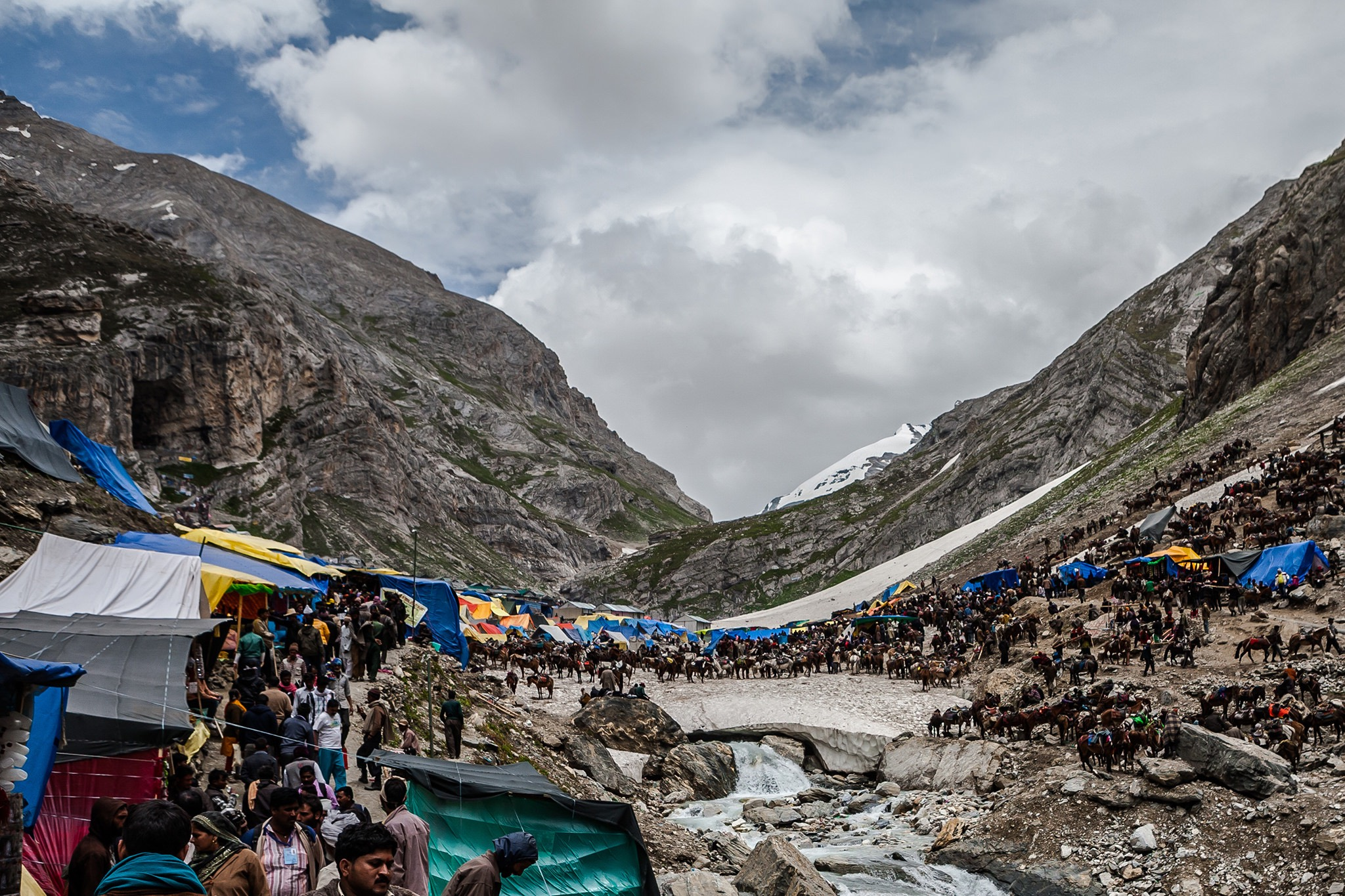 On the Amarnath Yatra, Faith and State Go Hand-in-Hand