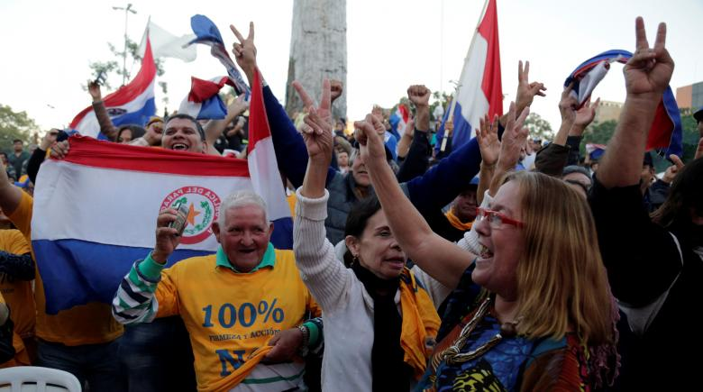 Paraguay: Lower House Rejects Presidential Re-Election Amendment