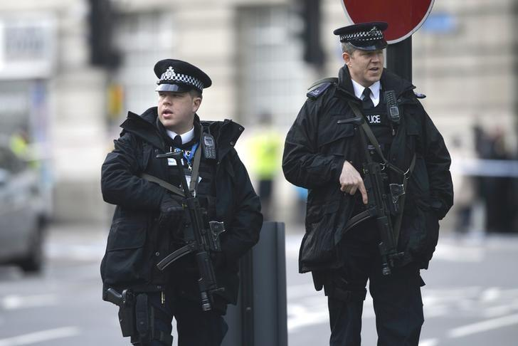 Lethal force depends on the circumstances. Credit: Reuters/Hannah McKay