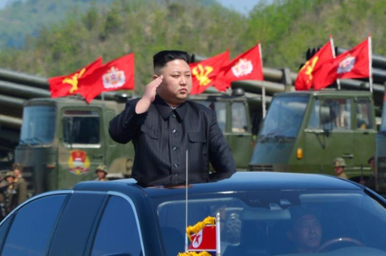 North Korea Carries Out Missile Test in Defiance of World Pressure