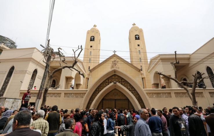 At Least 25 Killed in Attack on Egypt Church