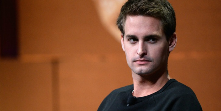 Snapchat CEO Evan Spiegel, who has drawn widespread ire for his alleged comments about India. Credit: Reuters